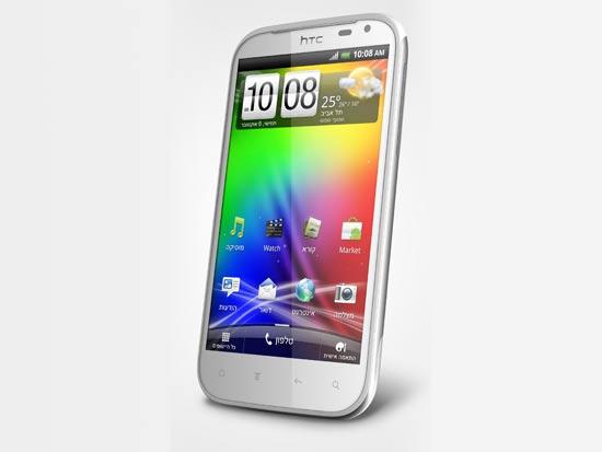 הייטק, סלולר, HTC sensation XL / צלם: יחצ